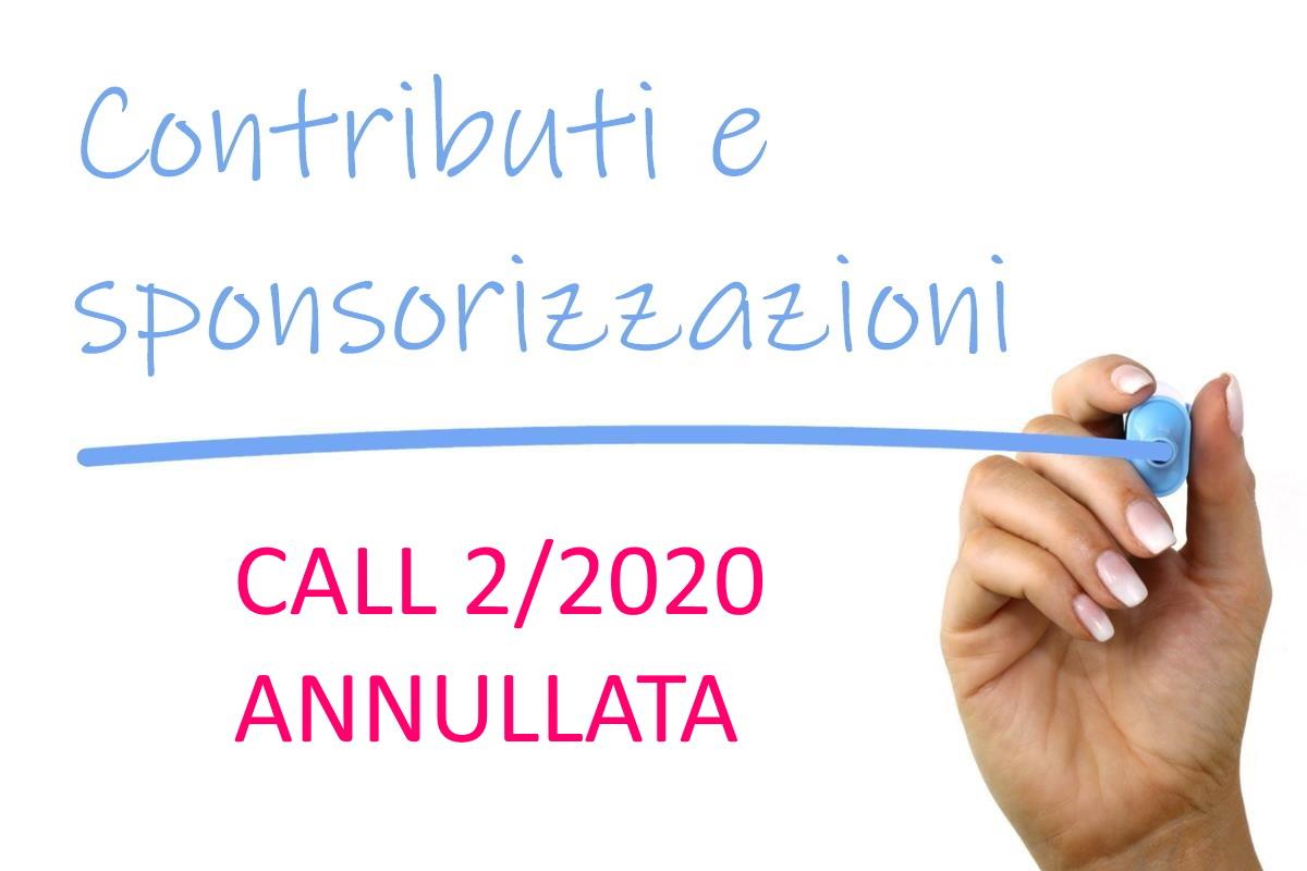 Immagine call 2/2020